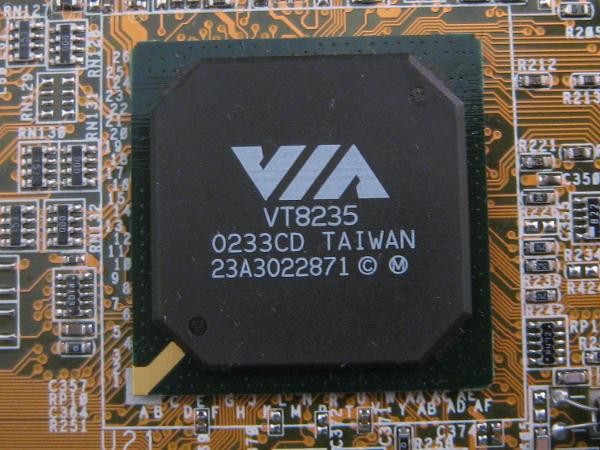 ASUS A7V8X v1-04 Socket A 462 DDR AGP