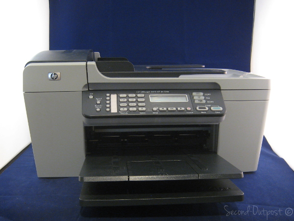 hp officejet 5610 all in one thermal ink jet color printer. Black Bedroom Furniture Sets. Home Design Ideas