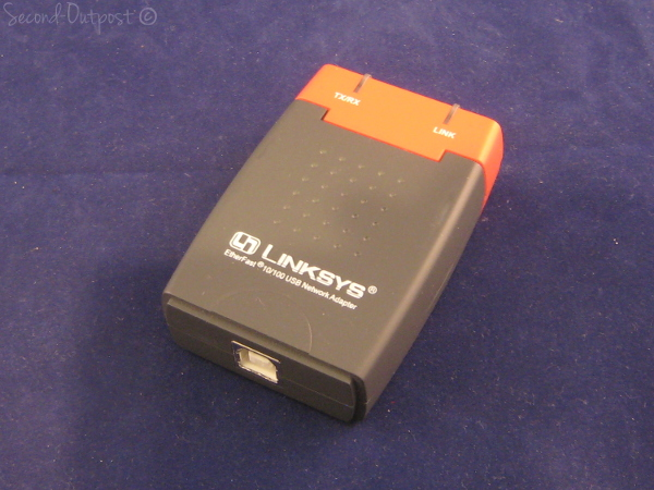 LINKSYS ETHERFAST USB ADAPTER DESCARGAR CONTROLADOR