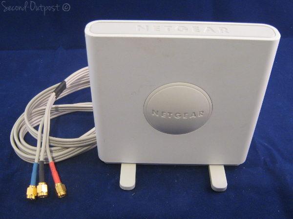 Netgear wn311t rangemax next wireless pci adapter.