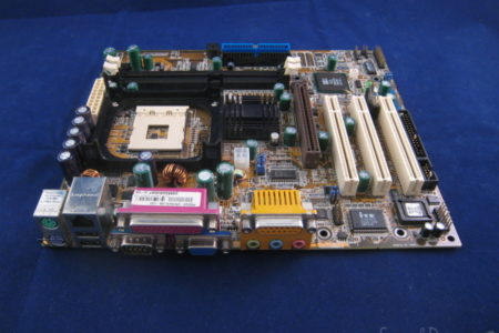 Asus P4S333-VM Package 2