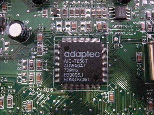 NEW DRIVER: ADAPTEC AHA-2910B