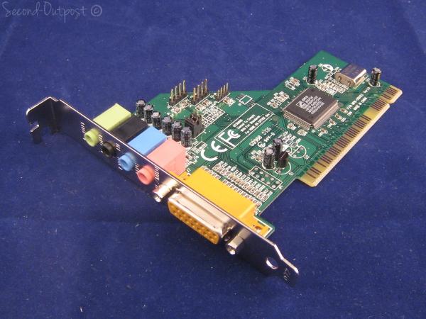ACARD CMI8738 PCI TREIBER HERUNTERLADEN