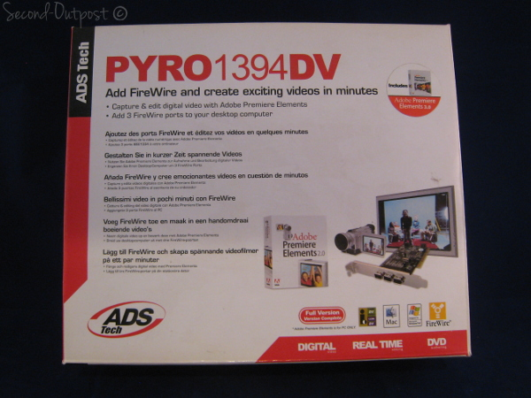 ADS PYRO PCI 64R2 WINDOWS DRIVER