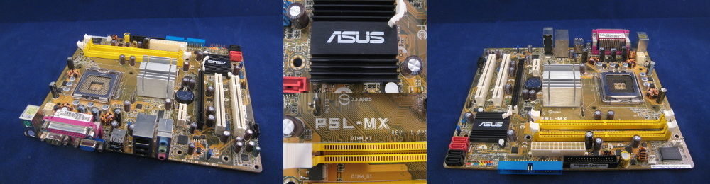 User ASUS Motherboards