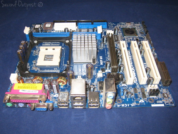 asrock fsb800 motherboard drivers for windows xp