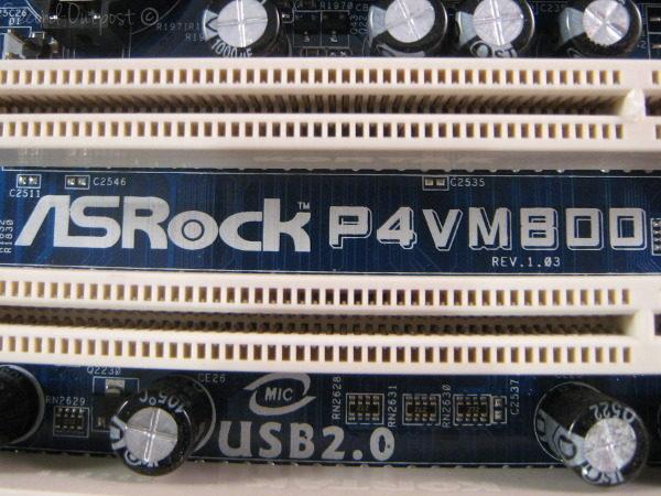 P4VM800