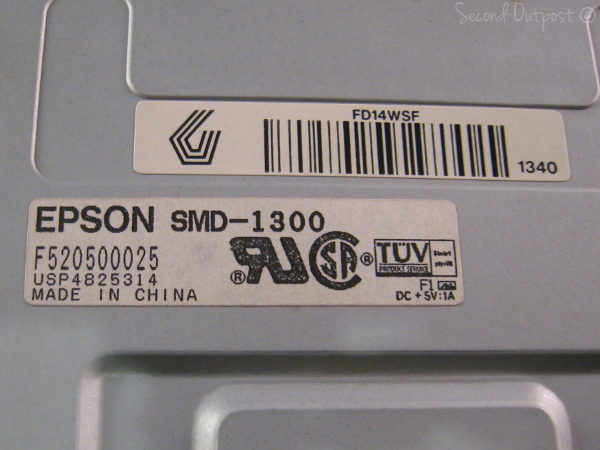 Epson SMD 1300