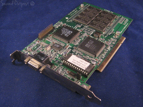 ATI TECHNOLOGIES MACH64 CT PCI DRIVER FOR WINDOWS